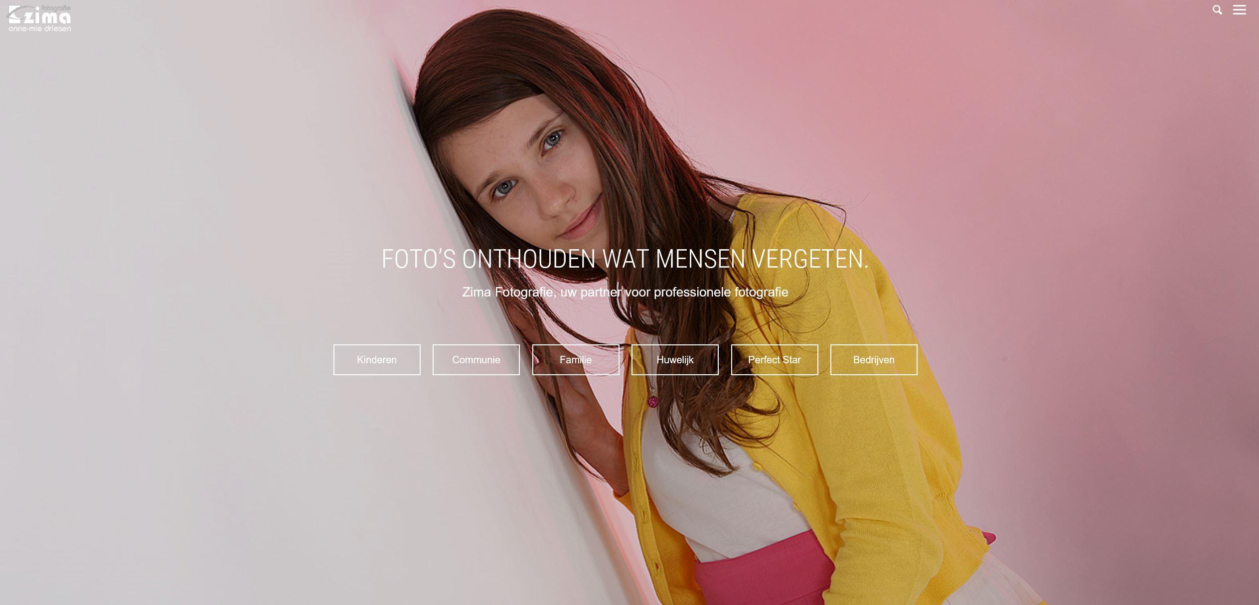 Zima Fotografie background image